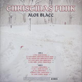 Aloe Blacc / Christmas Funk back