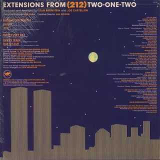 Area Code (212) / Extensions From Area Code (212) back