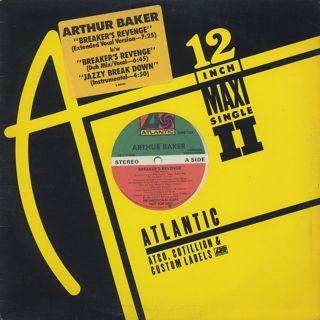Arthur Baker / Breaker's Revenge