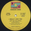 Common Sense / Just Can't Help Myself (I Really Love You)