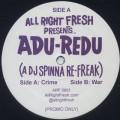 DJ Spinna / Adu-Redu