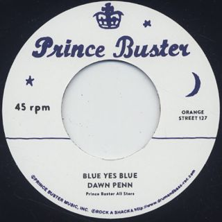 Dawn Penn / Blue Yes Blue