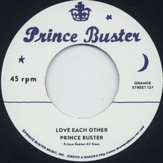 Dawn Penn / Blue Yes Blue back