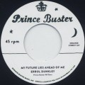Errol Dunkley / My Future Lies Ahead Of Me