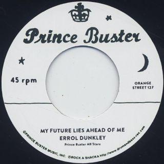 Errol Dunkley / My Future Lies Ahead Of Me