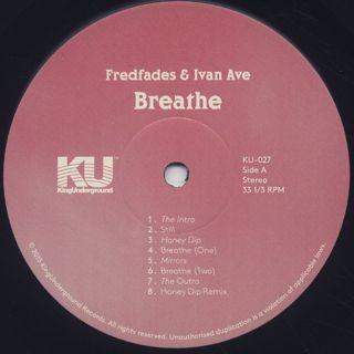 Fredfades & Ivan Ave / Breathe label