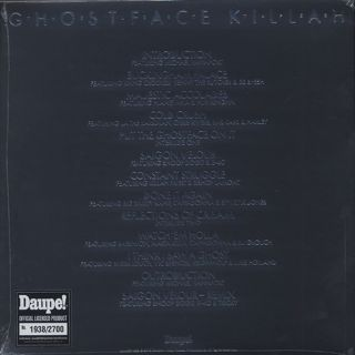 Ghostface Killah / The Lost Tapes back