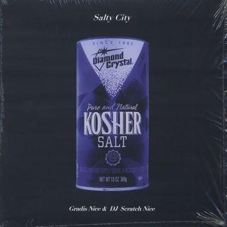 Gradis Nice & DJ Scratch Nice / Salt City