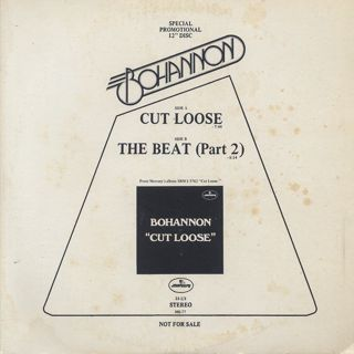 Hamilton Bohannon / Cut Loose c/w The Beat (Part 2)