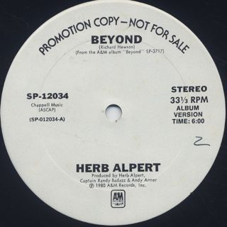 Herb Alpert / Beyond (12