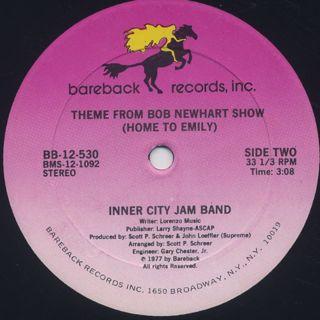 Inner City Jam Band / Inner City Jam (Mambonique) label