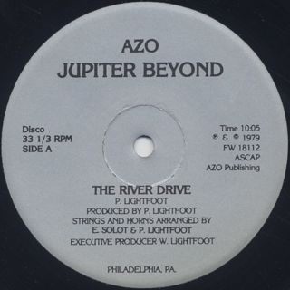 Jupiter Beyond / The River Drive
