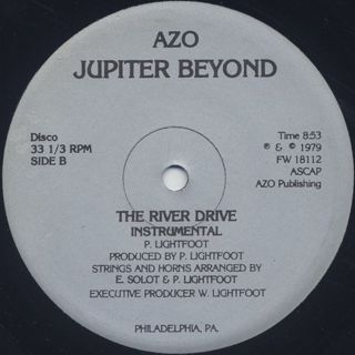 Jupiter Beyond / The River Drive back