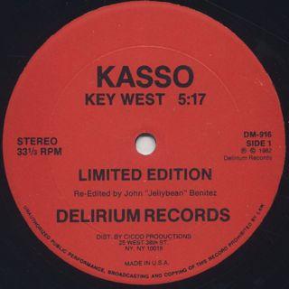 Kasso / Key West back