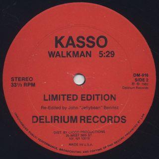 Kasso / Key West label
