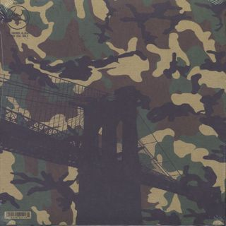 Kev Brown / Brown Album (Black Album Remixes) back