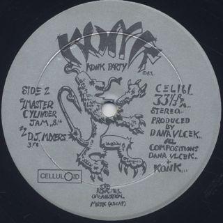 Konk / Konk Party label