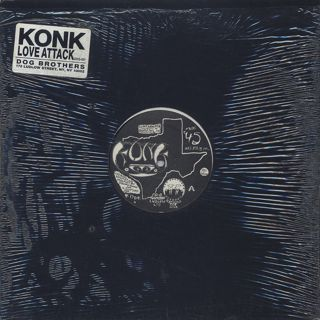 Konk / Love Attack front