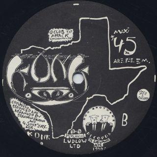 Konk / Love Attack label