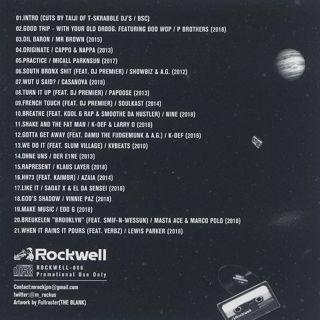M Rock / Boom It vol.2 back