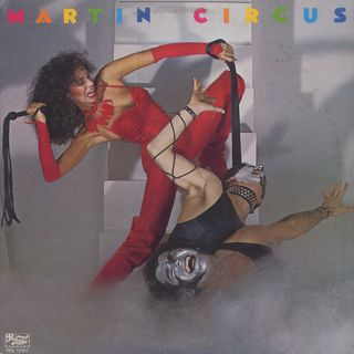 Martin Circus / S.T. front