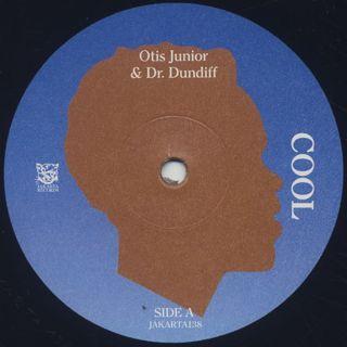Otis Junior & Dr. Dundiff / Cool label