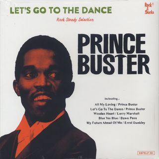 Prince Buster / Let's Go To The Dance (2LP) front
