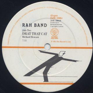 Rah Band / Slide back