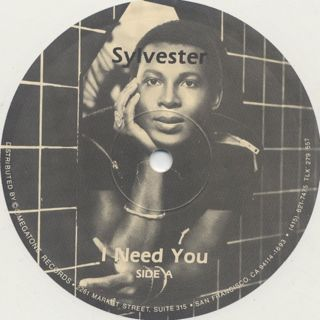 Sylvester / I Need You (12
