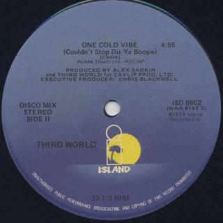 Third World / Now That We Found Love label