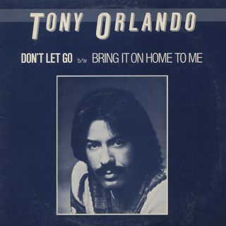Tony Orland / Don't Let Go front