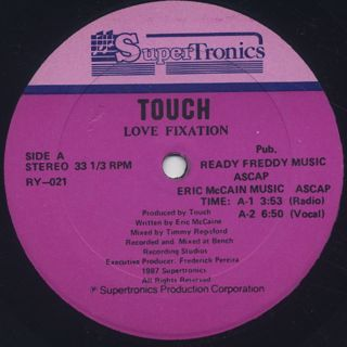 Touch / Love Fixation