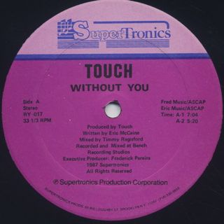 Touch / Without You