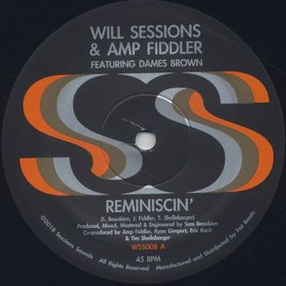 Will Sessions & Amp Fiddler / Reminiscin' front