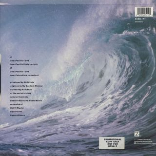 808 State / Pacific back