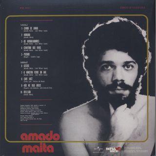 Amado Maita / S.T. back