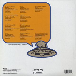Arthur Russell / The Sleeping Bag Sessions (2LP) back