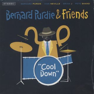 Bernard Purdie & Friends / Cool Down front