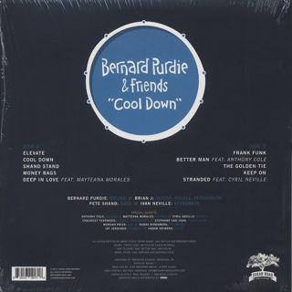 Bernard Purdie & Friends / Cool Down back