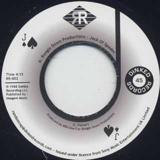 Boogie Down Productions / Jack Of Spades (7