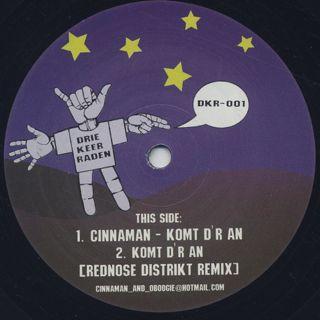 Cinnaman & O'Boogie / Ep 1 back
