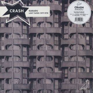 Crash / Kakadu (Lost Tapes: 1977-1978) front