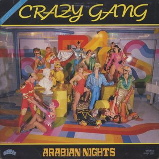 Crazy Gang / Arabian Nights back