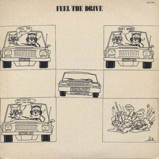 Doctor's Cat / Feel The Drive