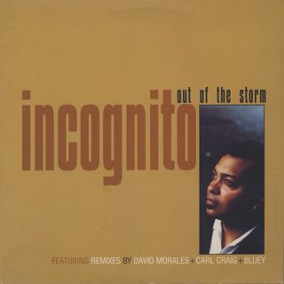 Incognito / Out Of The Storm front