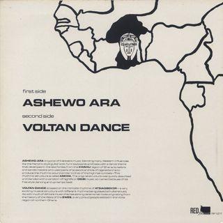 Kabbala / Ashewo Ara c/w Voltan Dance back