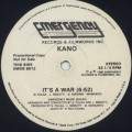 Kano / It's A War c/w Ahjia