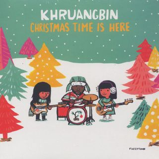 Khruangbin / Christmas Time Is Here front