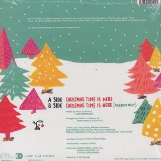 Khruangbin / Christmas Time Is Here back