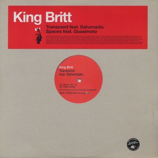 King Britt / Transcend c/w Spaces